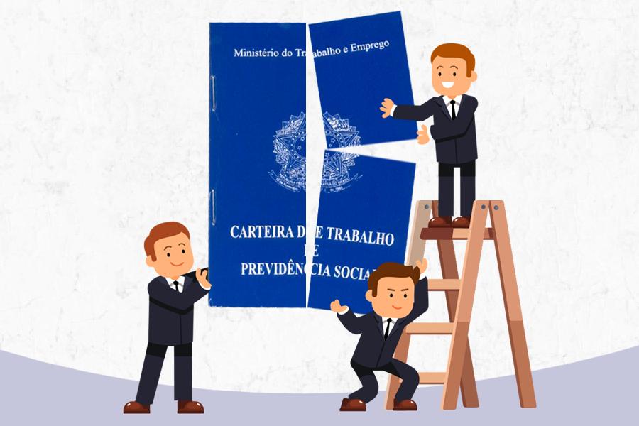 "MP publicada: a ""Reforma"" da Reforma Trabalhista"